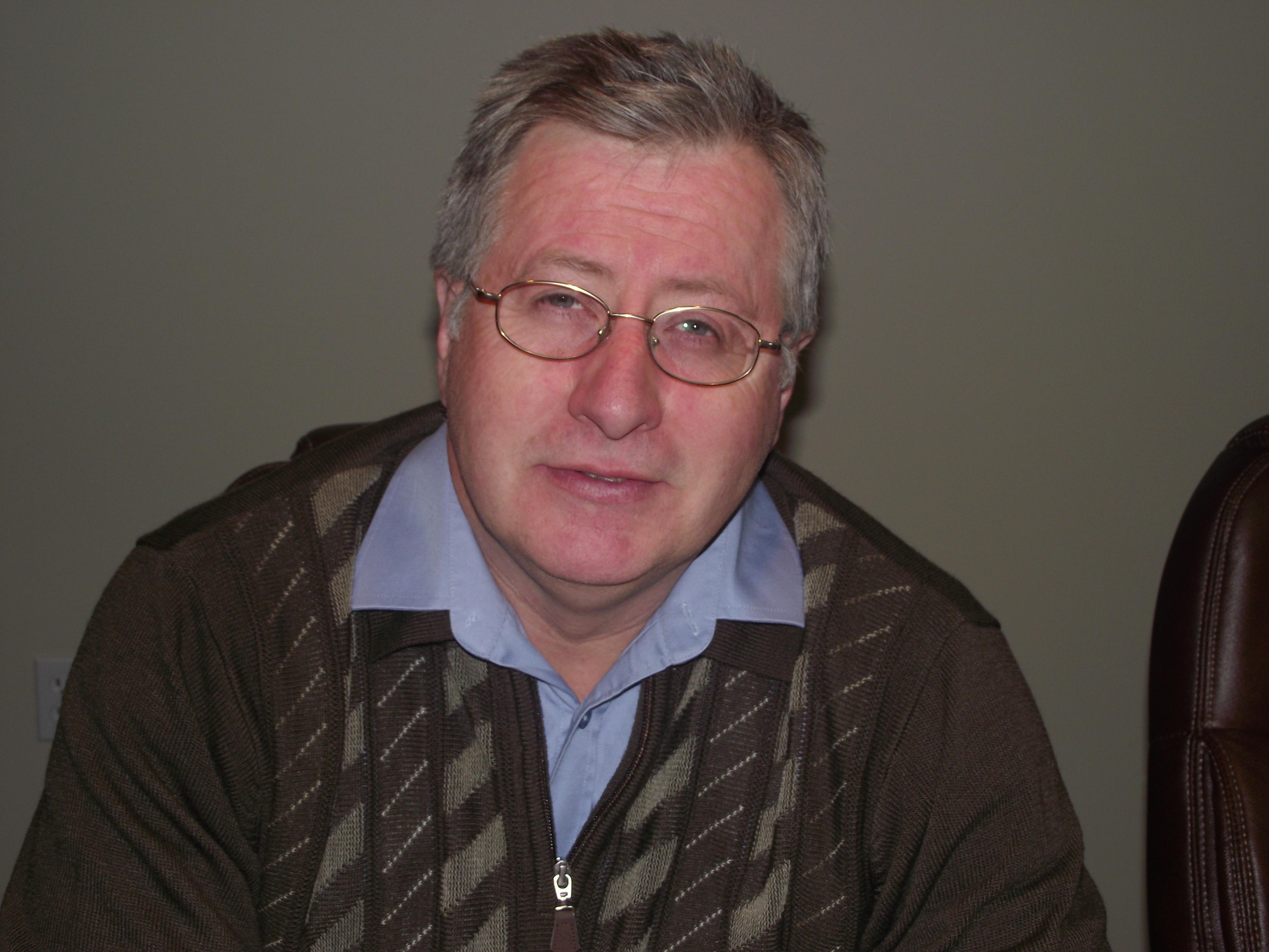 Paul Dupras 2010